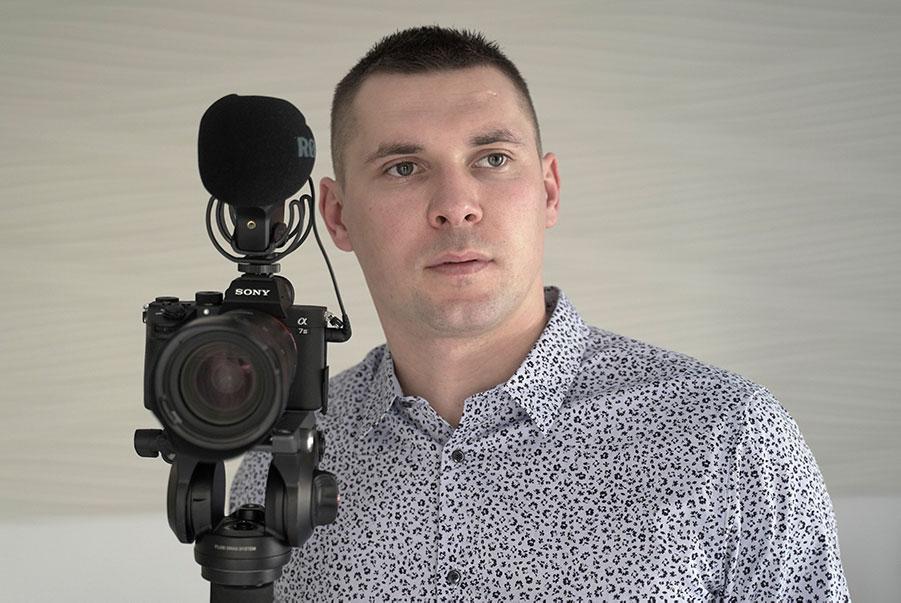 kamerzysta ślubny